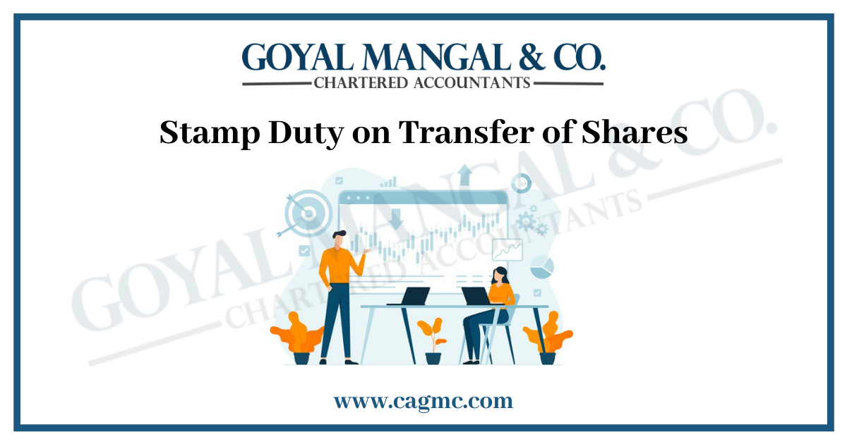Stamp Duty on Transfer of Shares