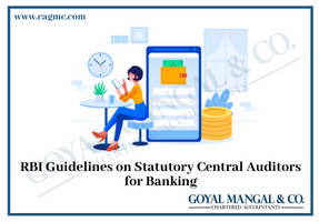 RBI Guidelines on Statutory Central Auditors for Banking