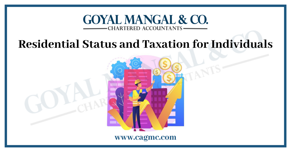 Residential Status and Taxation for Individuals
