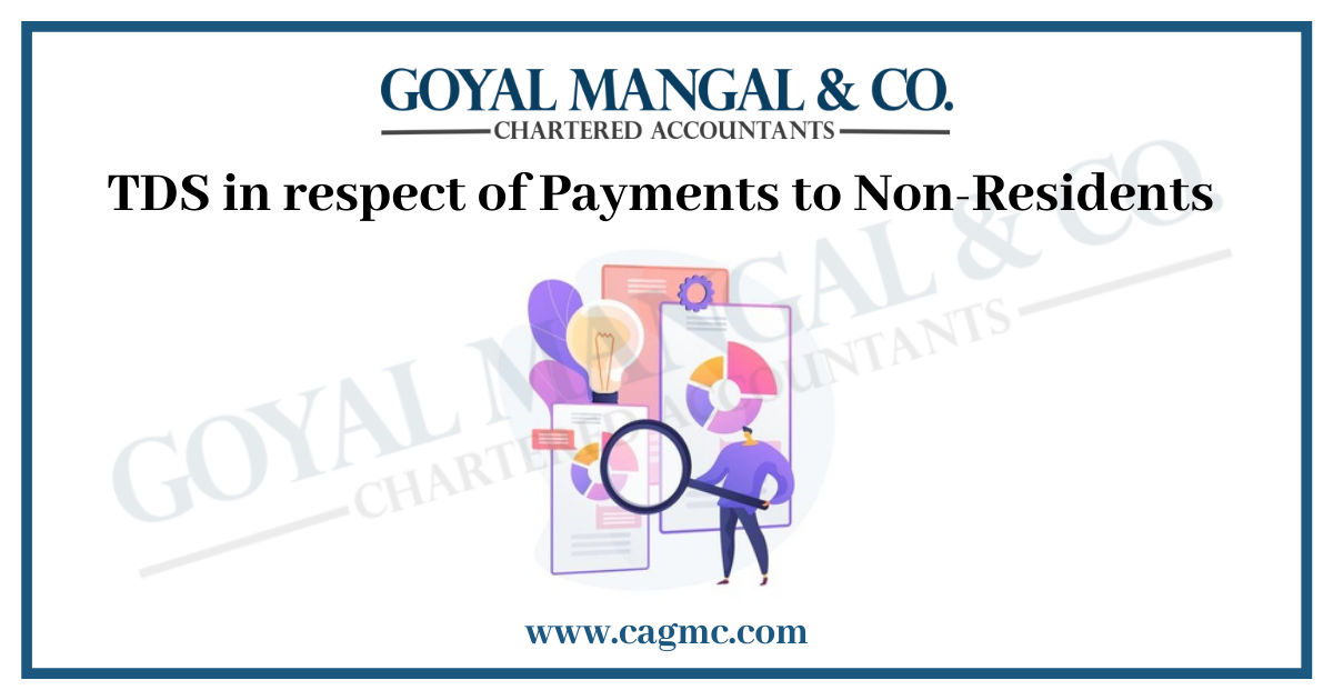 TDS in respect of Payments to Non-Residents